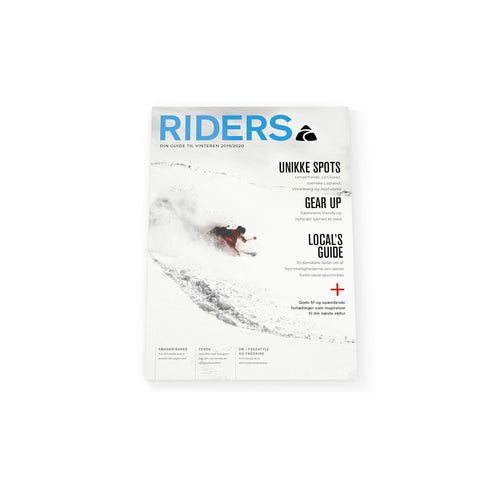 Riders Magasinet Vinteren 2019-20