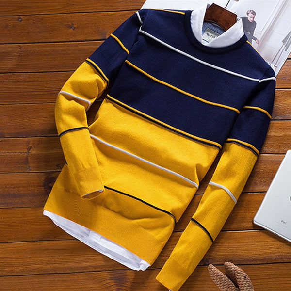 Cotton Striped Casual Shirts & Tops
