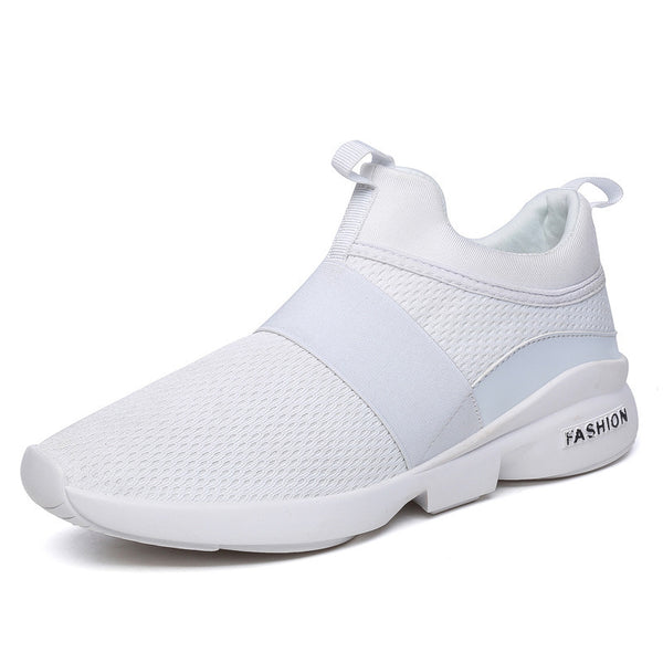 High Quality Woven Mesh Fashion Athletic Sneaker