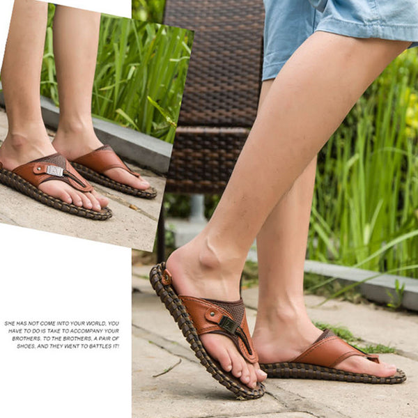 Daily Seaside Men's Sandals