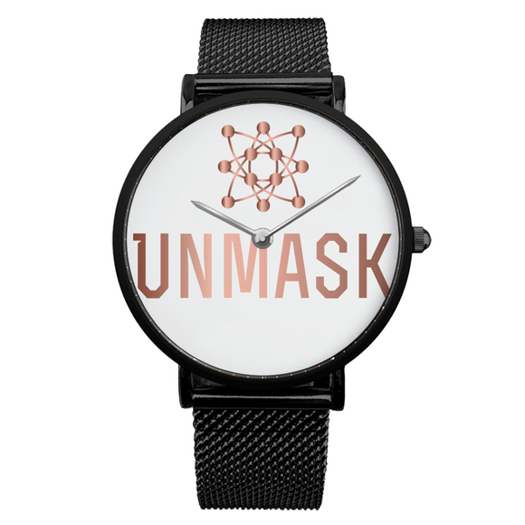 Unmask Steel Watch