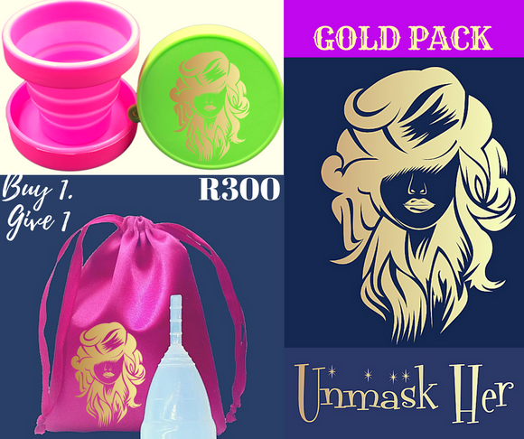 SELECT YOUR PACKAGE - UNMASK WITH DENGA