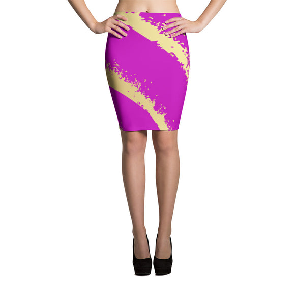 Unmask Pencil Skirt