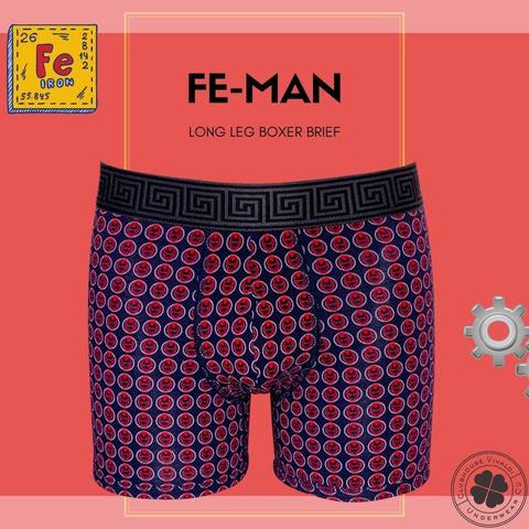Fe-Man - Boxer Brief - Clubhouse Vivaldi