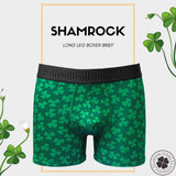 Shamrock - Boxer Brief - Clubhouse Vivaldi