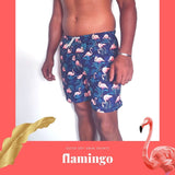 Flock Star Quick Dry Swim Short - Clubhouse Vivaldi