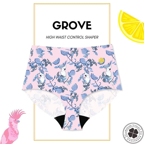 Grove - High Waist - Clubhouse Vivaldi