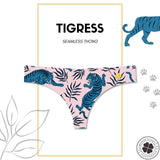 Tigress - Raw Cut Thong