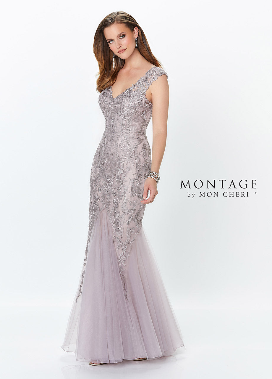 Montage by Mon Cheri Gown #119942