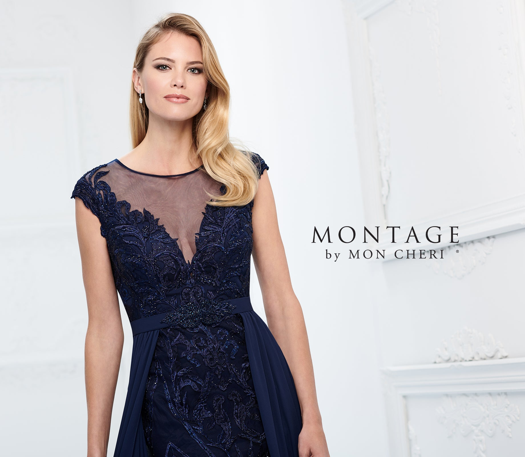 Montage By Mon Cheri Gown #218914W