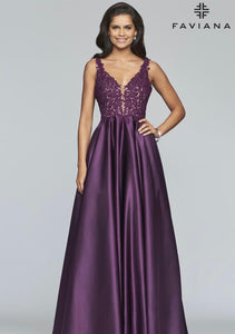 Faviana Gown #10251
