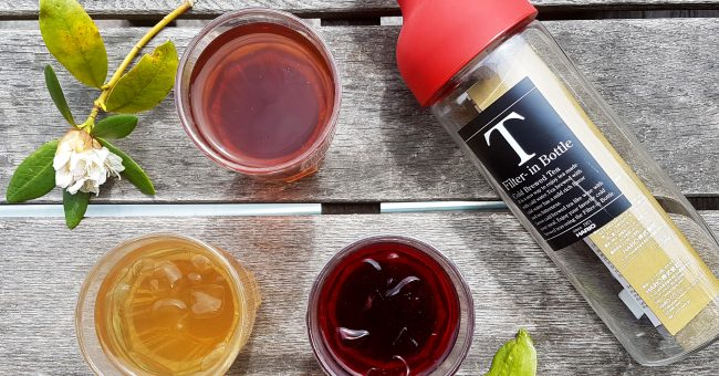6 Benefits of Drinking Cold Brew Tea