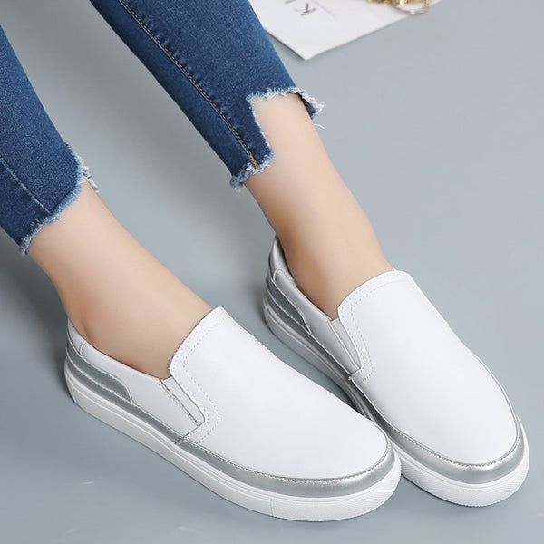 All Season Elastic Band Split Joint Sneakers