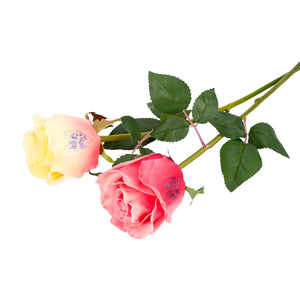 Vivid Single Silk Flowers (No delivery)