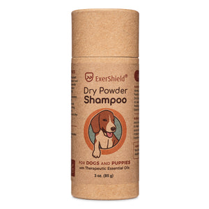 Exershield Dry Shampoo for Dogs