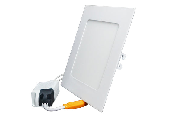 Panel Led Cuadrado Incrustar