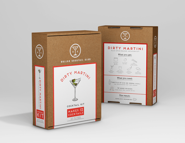 Wholesale Dirty Martini (1cs=14units)