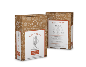 Hot Toddy Cocktail Kit (Makes 12 Cocktails)