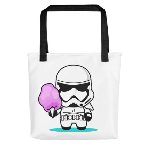 Cotton Candy Trooper - Uniformity (Tote bag)