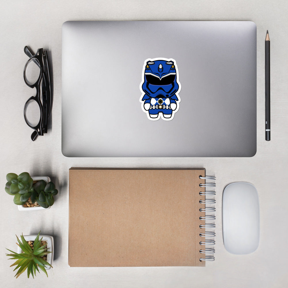 Blue Trooper Sticker