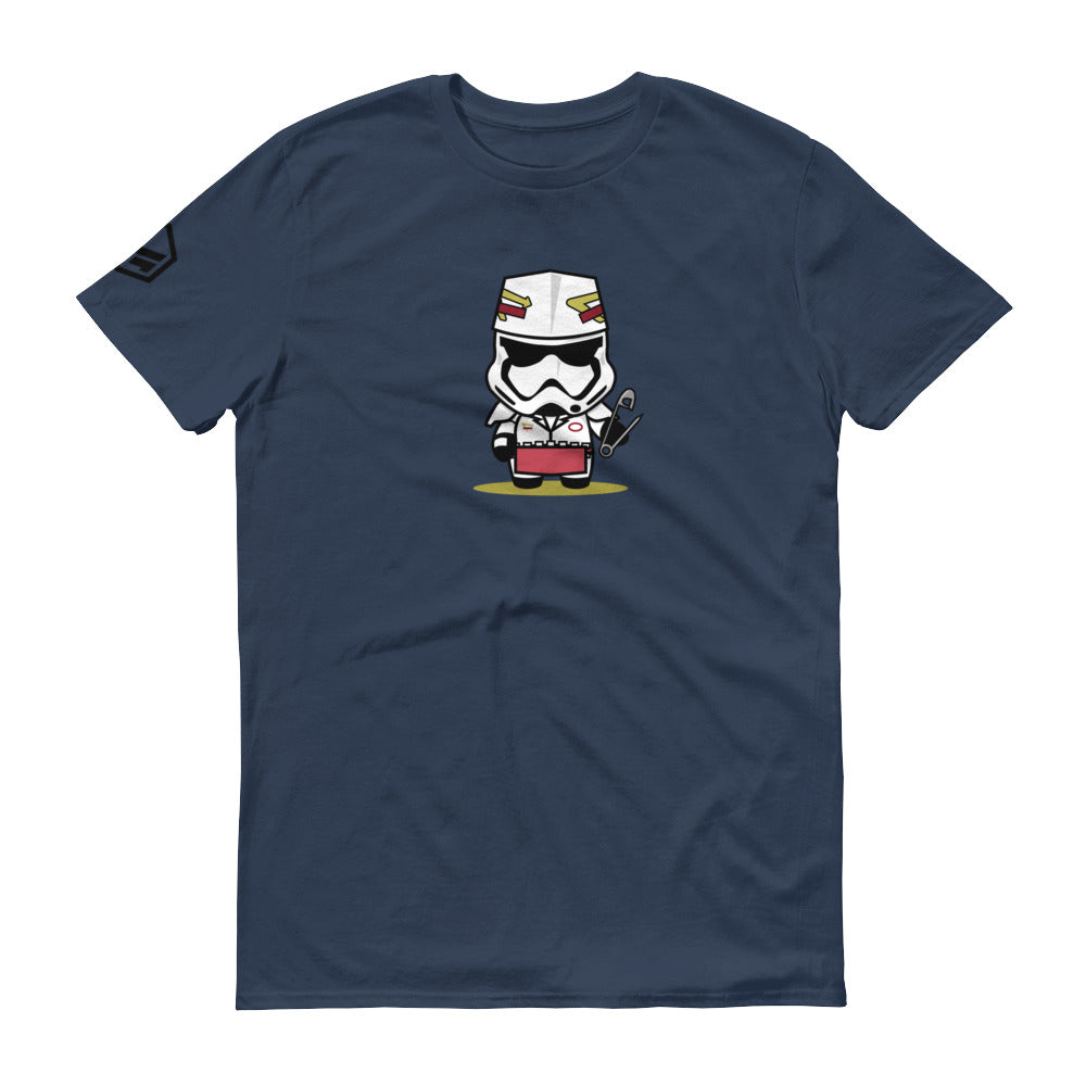 Safety Pin Trooper - Uniformity - T-Shirt
