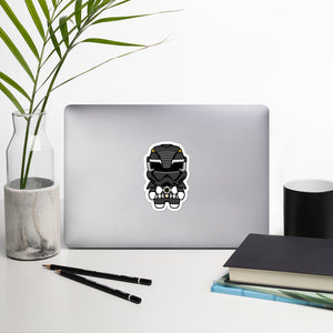 Black Trooper Sticker