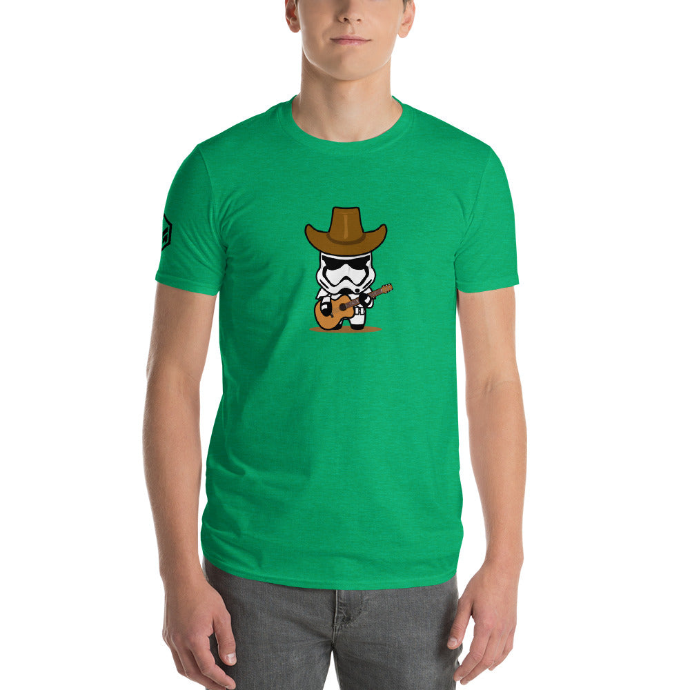 Cowboy Trooper - Uniformity - T-Shirt