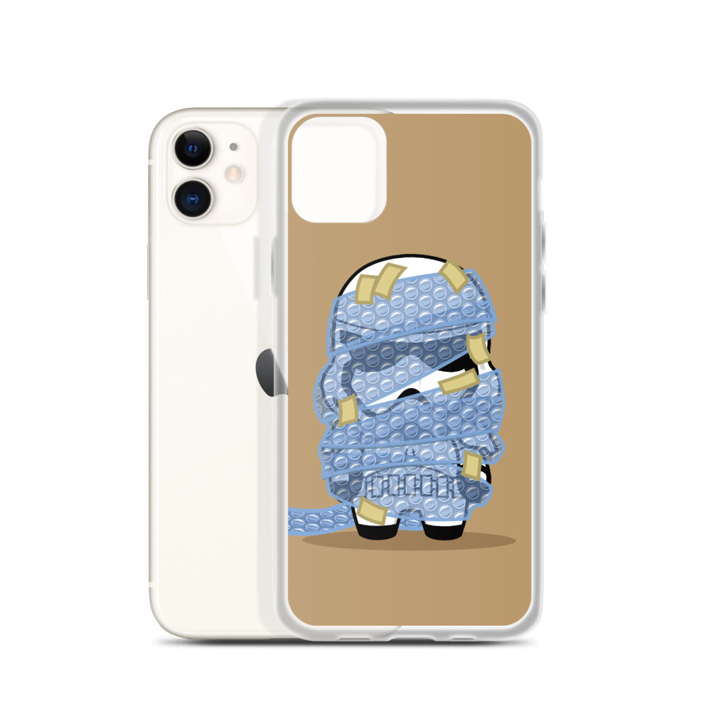 Bubble Wrapped Trooper - Uniformity (iPhone Case)