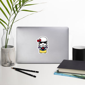 Snow Trooper - Uniformity - Sticker