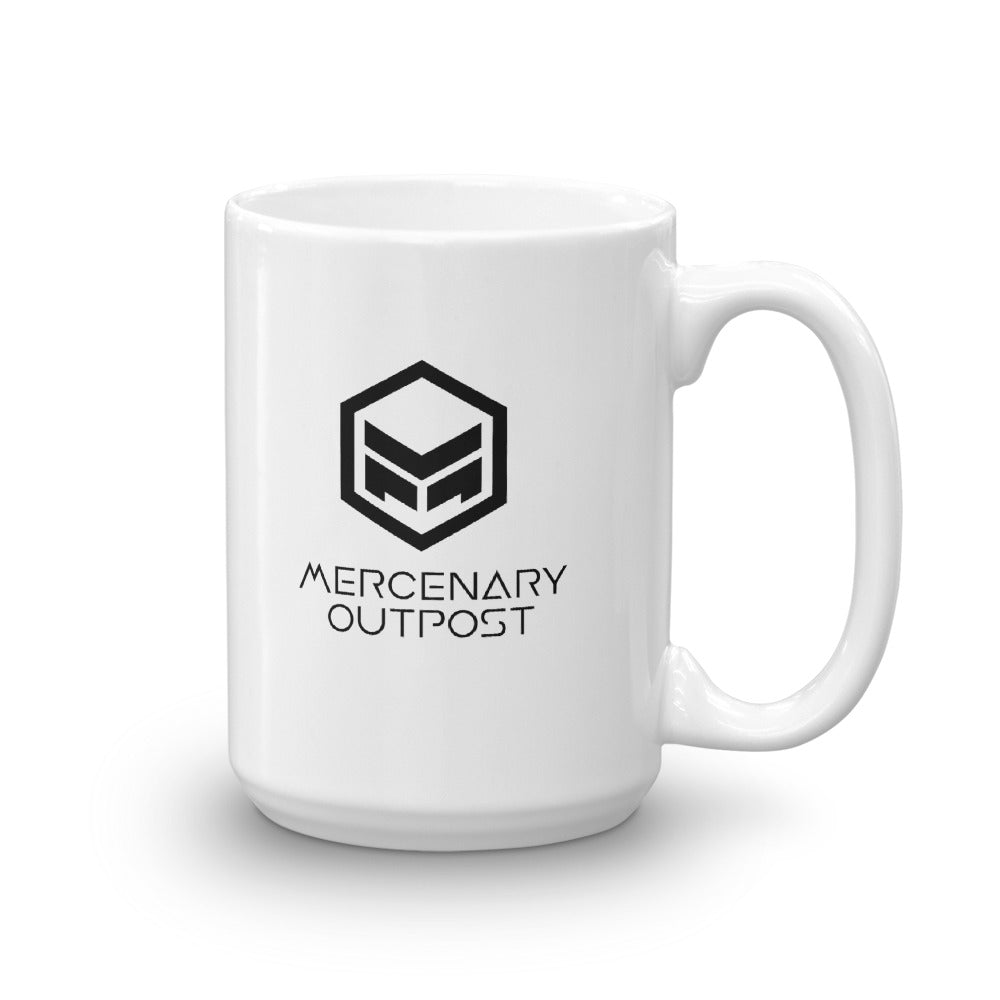 Mercenary Outpost Mug