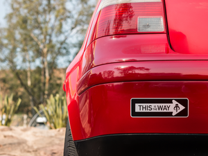 This Is the Way - Mandalorian - Bumper Sticker