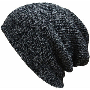 Knitted Mens Beanie