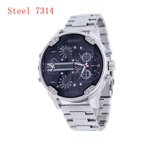 YBA Luxury Steel Watch Classic