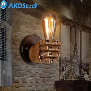 Industrial Retro Copper Pendant Ceiling Light