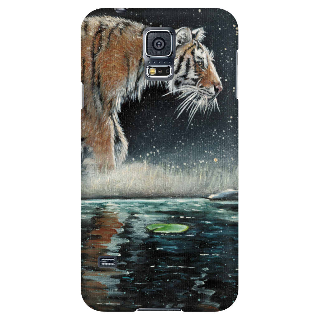 Tiger   Lily Cell Phone Case by Yue Zeng – Redfoxstar aadfa82ec