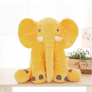 Infant Elephant Pillow