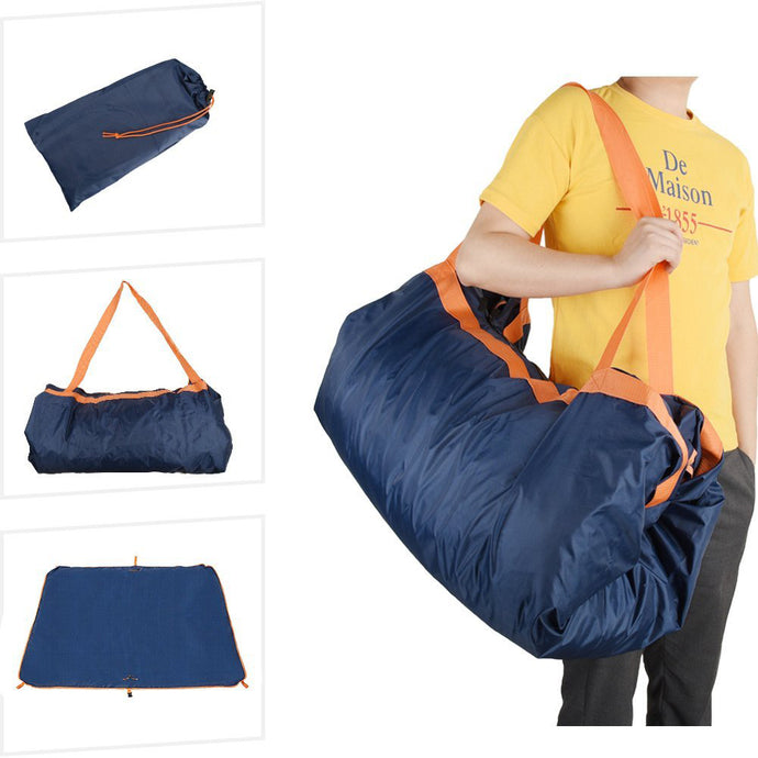 Large Fold-able Duffel Bag