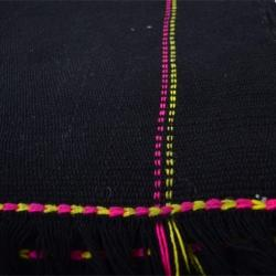 Traditional Pure Woolen Ghongadi - Black - Ghongadi.com