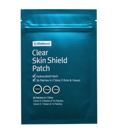 Clear Skin Shield Patch