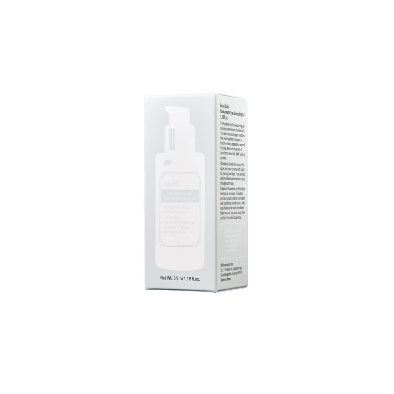 Fundamental Eye Awakening Gel