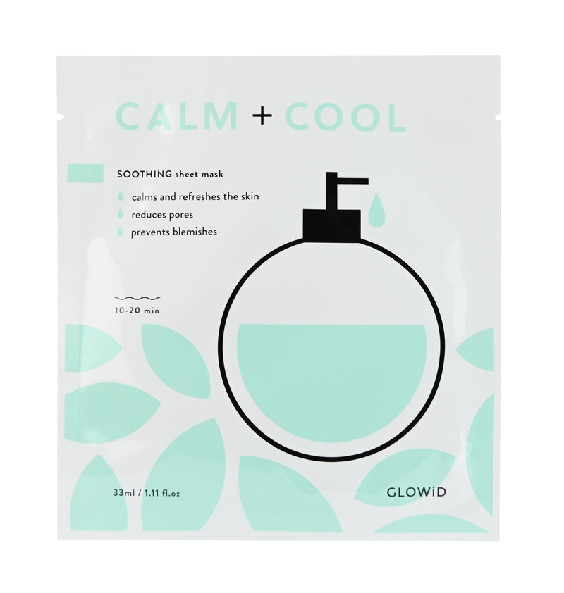Calm & Cool Sheet 10-pack sheet masks