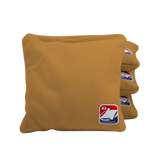 Gold All Weather Cornhole Bags