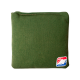 Hunter Green Corn Filled Cornhole Bags