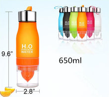 Load image into Gallery viewer, Fruit Infusion Bottle 650ml