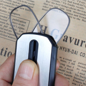 Mini Reading Glasses Key ring
