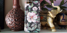 Floral Print Silicone Slim Fitted Phone Case for iPhone 7, 8, 7 Plus, 8 Plus. Cover for iPhone