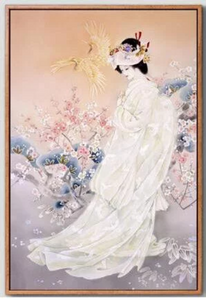 3D  Large Woman Diamond Painting kit DIY painting Chinese style Classical beauty. Cross Stitch Crystal Needlework Embroidery.Diamond Mosaic.