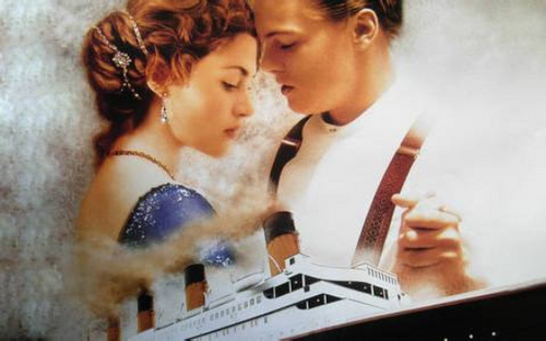 Diamond Painting kit DIY Titanic Romantic Love Story . Girl  Mosaic  Embroidery Drill rhinestone painting .Cross Stitch Crystal Needlework.