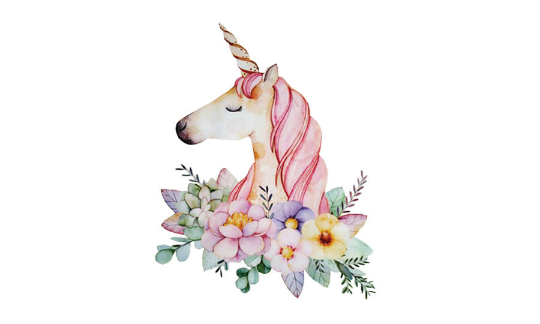 Large Unicorn Patch Iron On Heat Transfer Embroidery Patch. Applique DIY Craft.Costume Embellishment. Dress Accessory .Washable patch.