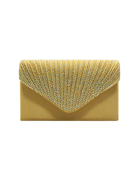 Laceshe Women's Beaded Evening Bag